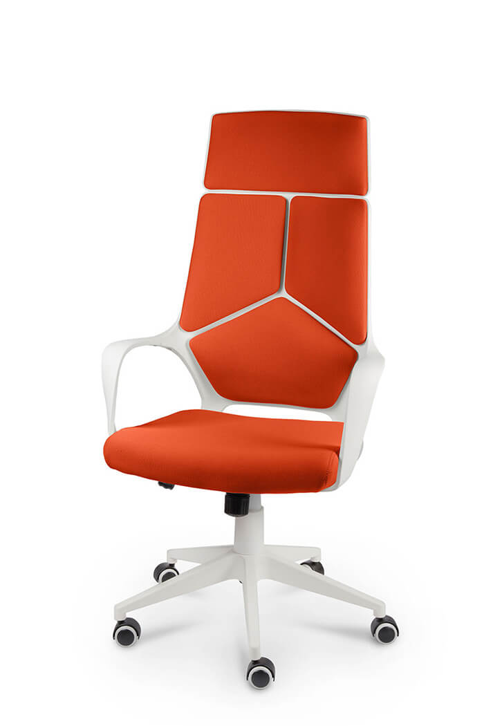 Norden IQ White-orange