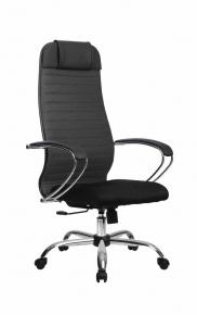 Кресло Метта SU-1-BK Комплект 23 Сh 21 Темно-серый