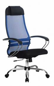 Кресло Метта SU-1-BK Комплект 18 Сh 23 Синий