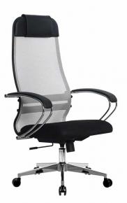 Кресло Метта SU-1-BK Комплект 18 Сh2 24 Светло-серый