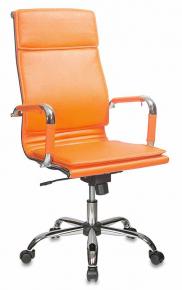 Кресло Бюрократ CH-993/orange оранжевый