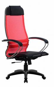 Кресло Метта SU-1-BK Комплект 4 PL Красный