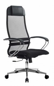 Кресло Метта SU-1-BK Комплект 1 Сh2 Черный