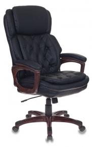 Кресло Бюрократ T-9918/BLACK черный