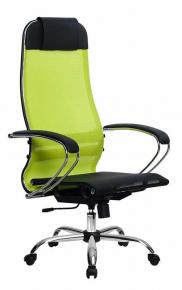 Кресло Метта SU-1-BK Комплект 4 Сh Зеленый