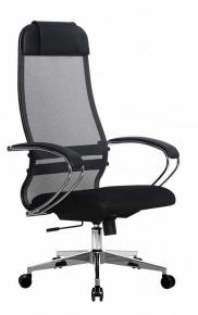 Кресло Метта SU-1-BK Комплект 18 Сh2 21 Темно-серый
