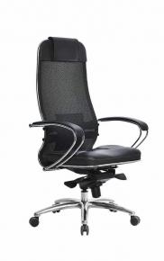 Кресло SAMURAI SL-1.03 Черный Плюс