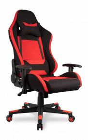 Кресло College BX-3760 Black/Red
