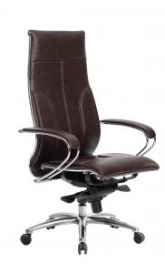Кресло SAMURAI Lux Темно-коричневый