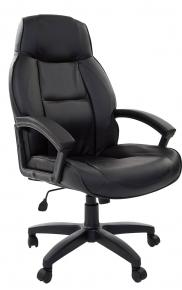 Кресло офисное BRABIX Formula EX-537 экокожа черное