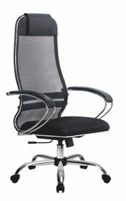 Кресло Метта SU-1-BK Комплект 15 Сh Черный