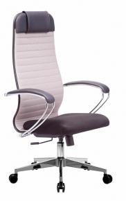 Кресло Метта SU-1-BK Комплект 23 Сh2 24 Светло-серый