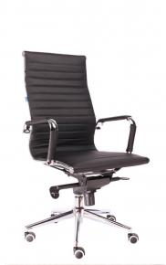 Кресло Everprof Rio M (Кожа) Черный
