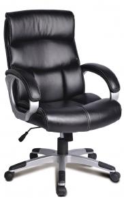 Кресло офисное BRABIX Impulse EX-505 экокожа черное