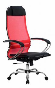 Кресло Метта SU-1-BK Комплект 4 Сh Красный