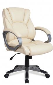 Кресло офисное BRABIX Eldorado EX-504 экокожа бежевое