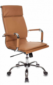Кресло Бюрократ CH-993/camel светло-коричневый