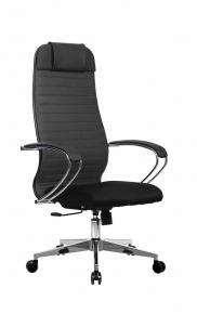 Кресло Метта SU-1-BK Комплект 23 Сh2 21 Темно-серый