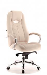 Кресло Everprof Drift M (Кожа) Бежевый