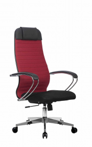 Кресло Метта SU-1-BK Комплект 23 Сh2 22 Красный