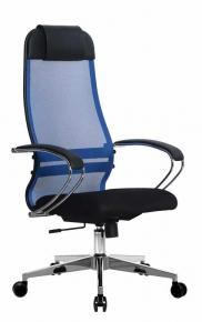 Кресло Метта SU-1-BK Комплект 18 Сh2 23 Синий