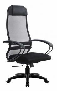Кресло Метта SU-1-BP Комплект 11 PL 21 Темно-серый