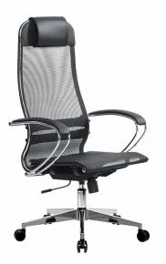 Кресло Метта SU-1-BK Комплект 4 Сh2 Черный
