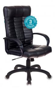 Кресло Бюрократ KB-10/BLACK черный