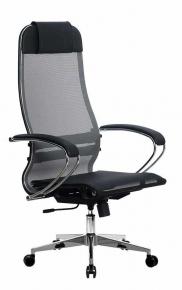 Кресло Метта SU-1-BK Комплект 4 Ch2 Серый
