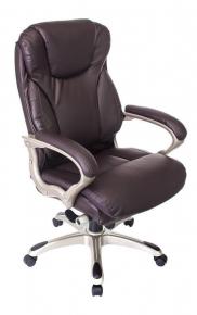 Кресло Бюрократ T-9916/BROWN коричневый