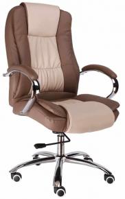 Кресло Everprof Klio T Бежево-коричневый