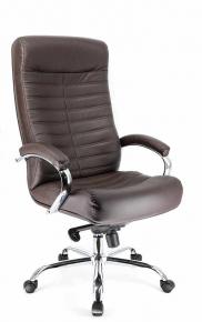 Кресло Everprof Orion AL M (Кожа) Черный