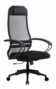 Кресло Метта SU-1-BP Комплект 11 PL2 20 Черный
