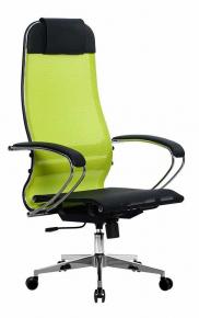 Кресло Метта SU-1-BK Комплект 4 Сh2 Зеленый