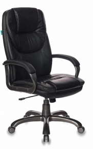 Кресло Бюрократ T-9905DG/BLACK черный