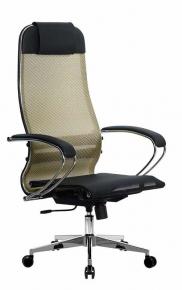 Кресло Метта SU-1-BK Комплект 4 Сh2 Золотистый Ротанг