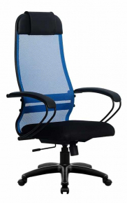 Кресло Метта SU-1-BP Комплект 11 PL 23 Синий