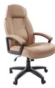 Кресло офисное BRABIX Formula EX-537 экокожа песочное