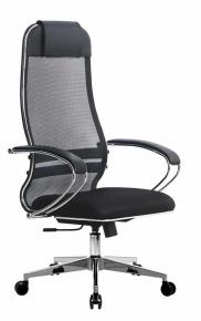 Кресло Метта SU-1-BK Комплект 15 Сh2 Черный