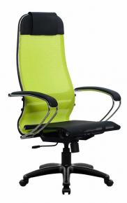 Кресло Метта SU-1-BK Комплект 4 PL Зеленый