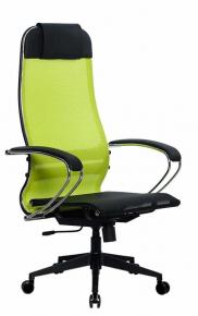 Кресло Метта SU-1-BK Комплект 4 PL2 Зеленый