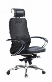 Кресло SAMURAI SL-2.03 Черный Плюс