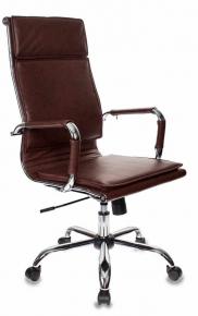 Кресло Бюрократ CH-993/brown коричневый