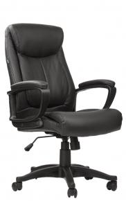 Кресло офисное BRABIX Enter EX-511 экокожа черное