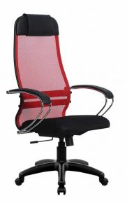 Кресло Метта SU-1-BK Комплект 18 PL 22 Красный