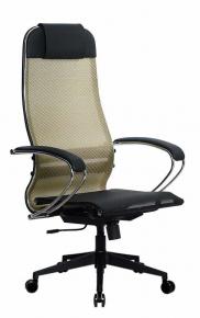 Кресло Метта SU-1-BK Комплект 4 PL2 Золотистый Ротанг