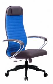 Кресло Метта SU-1-BK Комплект 23 PL2 23 Синий