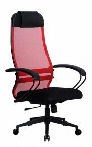 Кресло Метта SU-1-BP Комплект 11 PL2 22 Красный