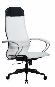 Кресло Метта SU-1-BK Комплект 4 PL2 Белый