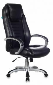 Кресло Бюрократ T-9923, BLACK-PU черный